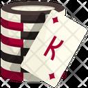 Casino Chip Poker Chip Casino Club Icon