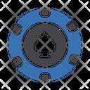 Coin Casino Gambling Icon