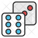 Casino Dice Icon