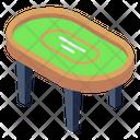 Casino Game Table Icon