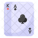 Casino Playing Cards Card Game Poker Cards Icon