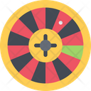 Casino Roulette Gaming Casino Icon
