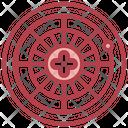 Casino Roulette Roulette Wheel Lucky Icon