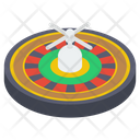 Casino Wheel Roulette Wheel Poker Icon