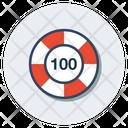 Casino Token Icon