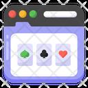 Online Casino Casino Website Online Poker Icon