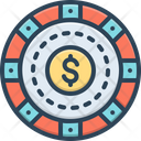 Casinos Gamble Poker Icon