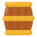 Barrel Cask Drum Icon