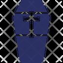 Casket Coffin Dreadful Icon
