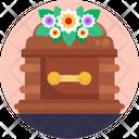 Casket Coffin Death Icon