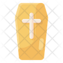 Coffin Casket Burial Icon