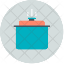 Casserole Cooking Pot Icon