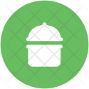 Casserole Saucepan Cooking Icon