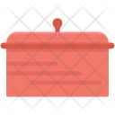 Casserole Cooking Pan Icon