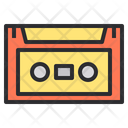 Tape Casset Casset Tape Icon