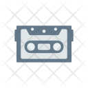 Cassette Music Tape Icon