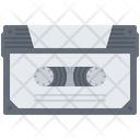 Cassette Music Instrument Icon