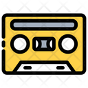 Base Cassette Music Icon