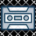 Cassette Audio Device Vintage Cassette Icon