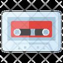 Audio Cassette Cassette Tape Cassette Icon