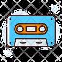Cassette Cassette Tape Tape Icon