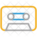 Cassette Audio Audiotape Icon