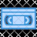 Tape Video Retro Icon