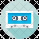 Cassette Compact Tape Icon