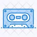 Cassette Cassette Tape Compact Cassette Icon