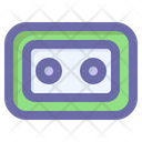 Audio Cassette Tape Icon