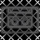 Cassette Audio Cassette Tape Cassette Icon