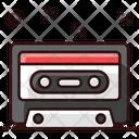 Cassette Audio Cassette Audio Tape Icon