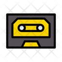 Cassette Tape Audio Icon