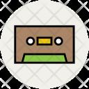 Cassette Audio Multimedia Icon