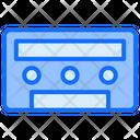 Cassette Tape Recorder Audio Player Icon