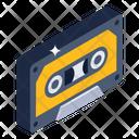 Cassette Audio Cassette Music Cassette Icon