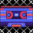 Cassette Tape Cassette Audio Cassette Icon
