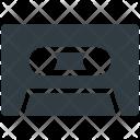 Cassette Tape Audio Icon