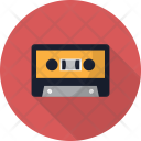 Cassette Multimedia Device Icon
