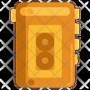 Cassette Player Icon