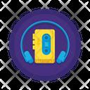 Cassette Player Cassette Recorder Radio Stereo Icon