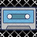 Cassette Tape Tape Audio Icon