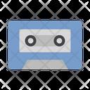 Cassette Tape Tape Cassette Icon
