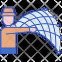 Cast Net Icon