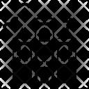 Castle Dark Haunted Icon