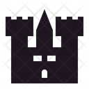 Castle Home King Icon