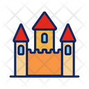 Royal Sand Building Icon