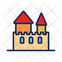 Fort Sand Building Icon