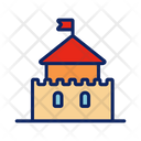 Construction Sand Building Icon