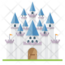 Fairy Tale Castle Icon